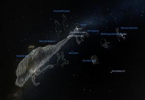 Stellarium – Australian Indigenous Astronomy